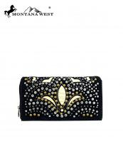 MW406W010(BKBG)-MW-wholesale-montana-west-wallet-bling-fleur-de-lis-cut-out-rhinestones-multi-studs-croc-compartments(0).jpg