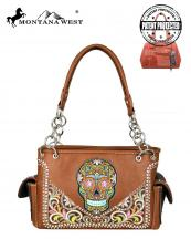MW602G8085(BR)-MW-wholesale-montana-west-handbag-sugar-skull-concealed-embroidered-floral-multicolor-rhinestones-studs(0).jpg