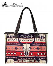 MW6278112(TAN)-MW-wholesale-montana-west-handbag-steer-head-longhorn-painting-canvas-pu-leather-trimmed-tote-bag(0).jpg