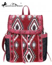MW6419111(RD)-MW-wholesale-backpack-montana-west-aztec-washed-denim-concho-tassel-stitch-stud-rhinestone-southwestern(0).jpg