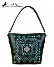 MW642916(BK)-MW-wholesale-montana-west-handbag-embroidered-tribal-aztec-square-concho-rhinestone-rivet-stud-cut-out(0).jpg