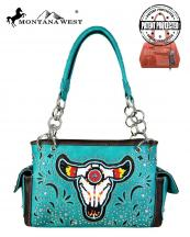 MW665G8085(TQ)-MW-wholesale-montana-west-handbag-beaded-steer-head-cut-out-rhinestone-stud-concealed-carry-multi-color(0).jpg