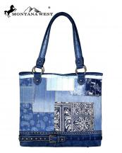 MW6958317(NV)-MW-wholesale-handbag-montana-west-denim-fabric-buckle-rhinestone-stud-paisley-torn-rip-stitch-patchwork(0).jpg