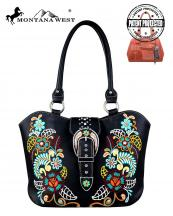 MW706G8005(BK)-MW-wholesale-handbag-montana-west-floral-embroidered-belt-buckle-multicolor-concealed-rhinestone-stud(0).jpg