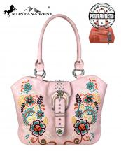 MW706G8005(PK)-MW-wholesale-handbag-montana-west-floral-embroidered-belt-buckle-multicolor-concealed-rhinestone-stud(0).jpg