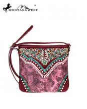 MW7268360(BUR)-MW-wholesale-messenger-bag-floral-embroidered-rhinestone-stud-embossed-whipstitch-toned-vintage-pattern(0).jpg