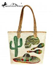 MW7369318(TAN)-MW-wholesale-handbag-cinco-mexican-icon-paint-canvas-graphic-pu-leather-trim-catcus-skull-hat-poblano(0).jpg