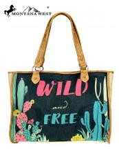 MW7388112(TAN)-MW-wholesale-handbag-wild-west-free-floral-paint-canvas-graphic-pu-leather-trim-catcus(0).jpg