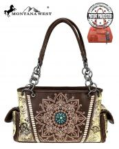 MW784G8085(BR)-MW-wholesale-handbag-montana-west-concho-turquoise-concealed-tribal-laser-cut-floral-emboss-gold-stud(0).jpg