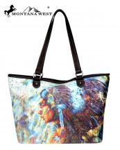 MW7898581(CF)-MW-wholesale-handbag-wide-tote-bag-native-american-graphic-fabric-pu-leather-trimmed-indian-chieftess(0).jpg