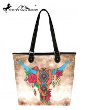 MW8009318(CF)-MW-wholesale-handbag-tote-bag-native-american-graphic-fabric-steer-head-skull-pu-leather-trimmed-(0).jpg