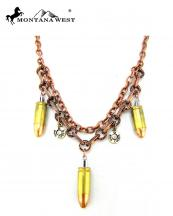 N48252(COP)-MW-wholesale-montana-west-necklace-short-copper-chain-bullet-charms-extention(0).jpg