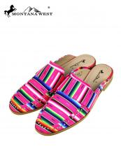 NFFS008(PK)-(SET-12PCS)-MW-wholesale-mule-slide-shoe-12pc-set-montana-west-serape-multicolor-rhinestones-logo-canvas-flat-heel(0).jpg