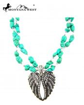 NKS16041201(TQ)-MW-wholesale-montana-west-necklace-nuggets-double-strand-rhinestones-wing-pendant-turquoise(0).jpg