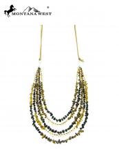 NKS17082506(MUL)-MW-wholesale-montana-west-necklace-34-long-real-stone-seed-beads-suede-chain-apple-green(0).jpg