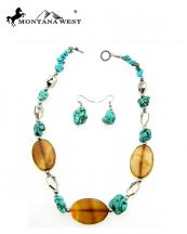 NKY09010205(MUL)-MW-wholesale-montana-west-necklace-earring-set-multi-turquoise-nuggets-chips-short(0).jpg