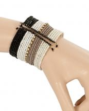 OB05561GL(BLK)-wholesale-bracelet-jewelry-colored-seed-beads-rhinestone-layer-triple-memory-wire-cuff-(0).jpg