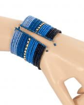 OB05561GL(BLU)-wholesale-bracelet-jewelry-colored-seed-beads-rhinestone-layer-triple-memory-wire-cuff-(0).jpg