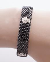 OB05626(HTT)-wholesale-metal-bracelet-jewelry-stretch-lead-compliant-silver-round-embossed-cross-rhinestone(0).jpg
