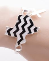 OB05676SV(BWT)-wholesale-bracelet-metal-cross-wire-metal-multi-color-chevron-bead-pearl-texas-engraved-letter-(0).jpg