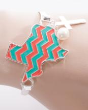 OB05676SV(TCO)-wholesale-bracelet-metal-cross-wire-metal-multi-color-chevron-bead-pearl-texas-engraved-letter-(0).jpg