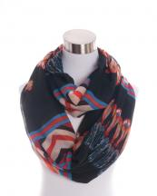OF0070(BLK)-wholesale-multi-color-infinity-scarf-flower-floral-polyester-feather-chevron(0).jpg