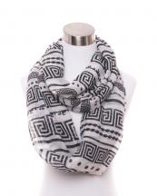 OF0077(BWT)-wholesale-infinity-scarf-pattern-polyester-greek-key-dot-line-striped-(0).jpg