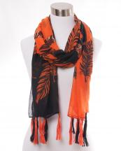 OF0082(OBK)-wholesale-feather-print-polyester-oblong-scarf(0).jpg