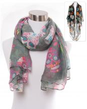 OF0101(GY)-S33-wholesale-sugar-skull-flower-diamond-pattern-scarf-polyester(0).jpg