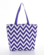 P18601-Z(PP)-wholesale-tote-bag-handbag-nylon-chevron-polyester-zigzag-embroiderable(0).jpg