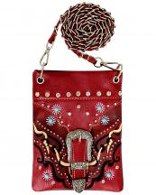 P2030W178(RD)-wholesale-cross-body-bag-messenger-bag-embroidery-rhinestones-belt-buckle-magnetic-snap-leather(0).jpg