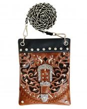 P2030W189(BR)-wholesale-cross-body-bag-messenger-bag-embroidery-rhinestones-belt-buckle-magnetic-snap-leather(0).jpg