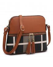 PC1119E(TPBR)-wholesale-messenger-bag-trianlge-fringe-plaid-faux-leatherette-crossbody-gold-chain-zipper(0).jpg