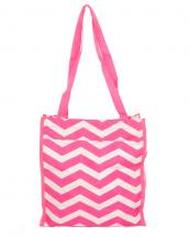 PH3013(PK)-wholesale-polyester-chevron-tote-bag--coin-pouch(0).jpg