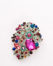 PIN30058-wholesale-color-ab-rhinestones-resin-flower-floral-(0).jpg