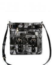 PQ016(BKWT)-wholesale-messenger-bag-magazine-patent-leatherette-michelle-barack-obama-pocket-buckle-studs-gold(0).jpg