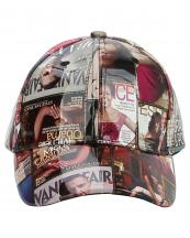 PQCAP(MUL)-wholesale-cap-michelle-barack-obama-magazine-printed-patent-vegan-leatherette-baseball-pu-snap-close(0).jpg