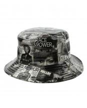 PQHAT(BKWT)-wholesale-bucket-hat-michelle-barack-obama-magazine-patent-vegan-leatherette-pu-one-size(0).jpg