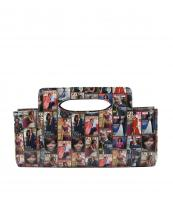 Pqs011 Mul Whole Handbag Clutch Messenger Bag Evening