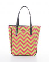 QCP305(LIMEFUS)-wholesale-handbag-tote-bag-quilt-quilted-chevron-fabric-embroiderable-buckle-poket-multi-color(0).jpg