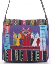 RIB1277(BL)-wholesale-owls-messenger-cross-body-bag-handmade-striped-patchwork-nepal-painted-flap-over-closer(0).jpg