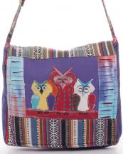 RIB1277(RD)-wholesale-owls-messenger-cross-body-bag-handmade-striped-patchwork-nepal-painted-flap-over-closer(0).jpg