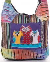 RIB1279(BR)-wholesale-owls-messenger-cross-body-bag-handmade-striped-patchwork-aztec-button-nepal-painted--(0).jpg