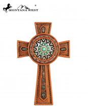 RSD1600(BR)-MW-wholesale-montana-west-wall-cross-12-brown-azted-design-resin-multi-crosses-turquoise-stone(0).jpg