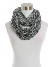 SBE1058(NV)-wholesale-infinity-scarf-two-tone-embossing-marbled-knit-versatile-acrylic(0).jpg
