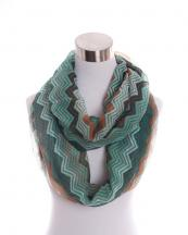SCF4318(GN)-wholesale-infinity-scarf-multi-color-pattern-chevron-zigzag-diamond-(0).jpg