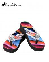 SE32S008(MUL)-(SET-12PCS)-MW-wholesale-flip-flops-12pc-set-montana-west-serape-wedge-canvas-crystal-cross-concho-rhinestones-stud(0).jpg