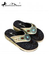 SE60S159(TAN)-(SET-12PCS)-MW-wholesale-flip-flops-12pc-set-montana-west-aztec-floral-turquoise-silver-concho-embroidery-logo(0).jpg