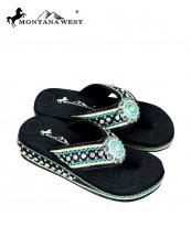 SE70S096(BK)-(SET-12PCS)-MW-wholesale-flip-flops-12pc-set-montana-west-floral-turquoise-concho-embroidered-rhinestone-stud-logo(0).jpg