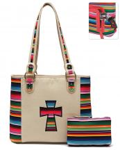 SER25434C(IV)-wholesale-handbag-pouch-bag-set-cross-serape-multicolor-stripe-canvas-fabric-leatherette-concealed(0).jpg
